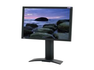 "BenQ FP241WZ Black 24"" 16ms, 6ms(GTG) Widescreen LCD Monitor"