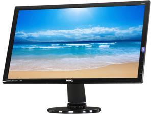 "BenQ GL2760H Black 27"" TN 2ms (GTG) LCD/LED Monitor, 300 cd/m2 DCR 12,000,000:1 (1000:1), HDMI DVI D-Sub"