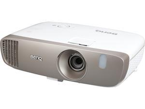 "BenQ HT3050 1080P Home Theater Projector, 2000 ANSI Lumens, 15000:1 Contrast Ratio, 60"" - 180""/300"" Image Size, D-Sub, HDMI, USB, Composite Video, Built-in Speaker"