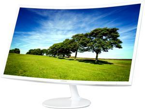 "SAMSUNG 391 Series C32F391 Glossy White 32"" 4ms (GTG) Widescreen LED Backlight LCD Monitor Curved"
