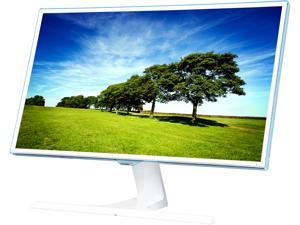 """SAMSUNG S27E370DS Glossy White 27"""" 4ms HDMI Widescreen LED Backlight LCD Monitor"""
