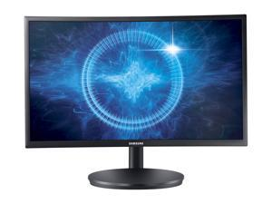 "Samsung C27FG70 27"" Black Curved FreeSync Gaming Monitor 1920 x 1080 Full HD with 1ms Response Time and 144Hz Refresh Rate, sRGB 125%, 3000:1 Contrast Ratio, 1800R Curvature, HDMIx2, DisplayPort"