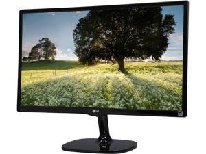 """LG 24MC57HQ-P Glossy Black 23.8"""" 5ms Widescreen IPS Multi-Tasking Monitor DFC 5,000,000:1 (1000:1) HDMI 1920 x1080 w/ 4-screen Split"""