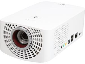 LG Minibeam PF1500 1920 x 1080 FHD 1400 Lumens, Smart TV, Bluetooth-capable, HDMI / MHL / RJ45 (Networkable), Home Theater LED Pico / Portable Projector