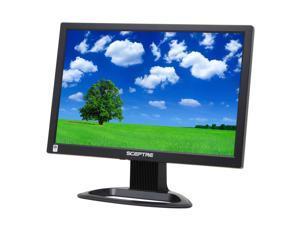 "SCEPTRE X20WG-1080P Black 20.1"" 5ms(GTG) Widescreen LCD Monitor Built-in Speakers"