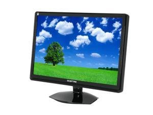 "SCEPTRE X24WG-1080P Black 24"" 2ms Widescreen LCD Monitor Built-in Speakers"