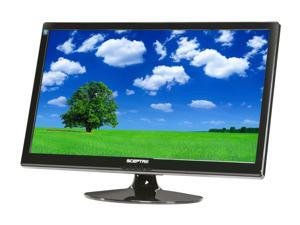"SCEPTRE X270W-1080P Black 27"" 2ms Widescreen LCD Monitor Built-in Speakers"