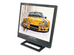 """SCEPTRE X9g-Komodo VII Black 19"""" 12ms LCD Monitor Built-in Speakers"""