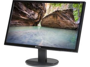 "Gateway KX2153bd Black 21.5"" 5ms Widescreen LED Backlight LCD Monitor"