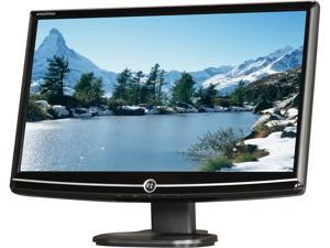 "eMachines E202HLBM Black 20"" 5ms Widescreen LED Backlight LCD Monitor"