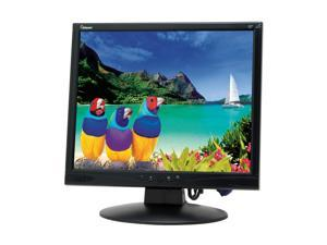 "ViewSonic Optiquest Series Q7B-3 Black 17"" 8ms LCD Monitor Built-in Speakers"