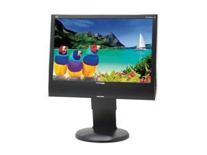 "ViewSonic Graphic Series VG1930wm Black 19"" 5ms Widescreen LCD Monitor Built-in Speakers"