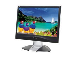 "ViewSonic X Series VX2235WM Piano Black/Silver 22"" 5ms Widescreen LCD Monitor Built-in Speakers"