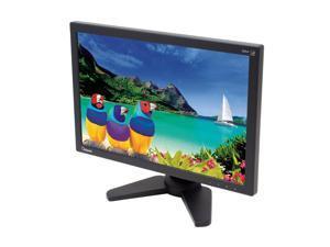 "ViewSonic Optiquest Series Q20WB Black 20"" 5ms Widescreen LCD Monitor"