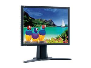 "ViewSonic VP201B Black 20.1"" 16ms LCD Monitor"