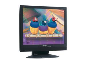 "ViewSonic VG910B Black 19"" 25ms LCD Monitor Built-in Speakers"