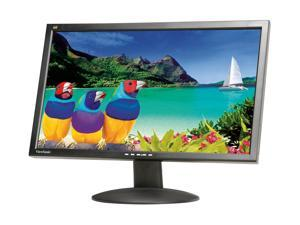 "ViewSonic Value Series VA2323WM Black 23"" 5ms Widescreen LCD Monitor Built-in Speakers"