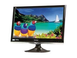 "ViewSonic VX2250wm-LED Black 21.5"" 5ms Widescreen LED Backlight LED Backlight LCD monitor Built-in Speakers"