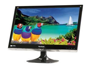 "Viewsonic VX2450wm-LED 23.6"" HD LED Backlight LCD Monitor w/Speakers"
