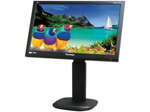 "ViewSonic VG2236wm-LED 22"" Full HD Height,Swivel,Pivot & Tilt Adjustable LED BackLight LCD Monitor w/Speakers"