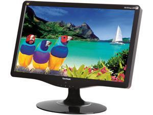 "ViewSonic VA1931WA-LED Black 19"" 5ms Widescreen LED Backlight LED-Backlight LCD Monitor"