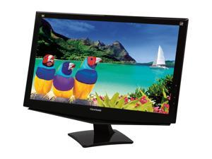 "ViewSonic VA2248m-LED Black 22"" Full HD LED BackLight LCD Monitor w/Speakers"
