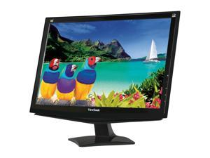 "ViewSonic VA1948m-LED Black 19"" 5ms Widescreen LED Backlight LCD Monitor Built-in Speakers"