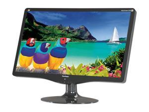 "ViewSonic VA2231wm-LED Black 22""(21.5"" Viewable) 5ms Widescreen LED Backlight LCD Monitor Built-in Speakers"