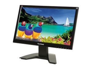 "ViewSonic VA1912A-LED Black 19"" 5ms Widescreen LED Backlight LED Monitor"