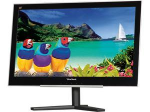 "ViewSonic VX2260s-LED Black 22"" 8ms (GTG) Widescreen LED Backlight LCD Monitor"