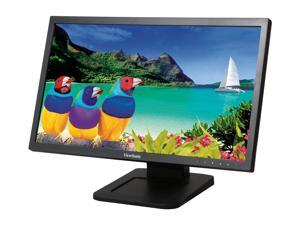 "ViewSonic TD2220 Black 22"" USB Optical Multi-Touch Full HD LED backlit monitor"