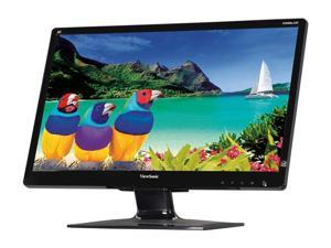 "ViewSonic VA2406m-LED Black 24"" 5ms Widescreen LED Backlight LED Monitor Built-in Speakers"