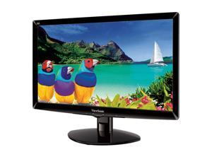 "ViewSonic VA2037m-LED Black 20"" 5ms Widescreen LED Backlight LED Monitor Built-in Speakers"
