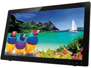 """ViewSonic TD2740 Black 27"""" USB Projected Capacitive LED Touchscreen Monitor"""