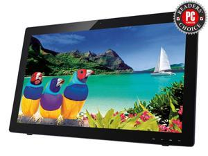 "ViewSonic TD2740 Black 27"" 10-point Projected Capacitive Touchscreen Monitor w/ Speakers and Webcam"
