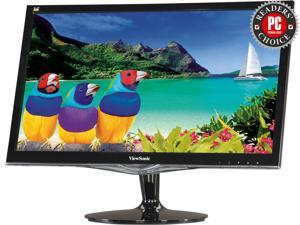 "ViewSonic VX2252MH 22"" Full HD 1080P Gaming Monitor, 1000:1, 300cd/m2, HDMI, VGA, DisplayPort, Built-in Speaker, VESA Mountable"