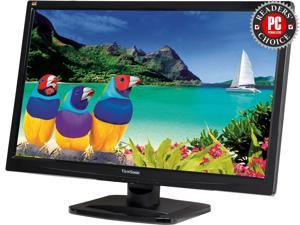 "ViewSonic VA2349S 23"" Full HD 1080P SuperClear IPS Widescreen LED Backlit Monitor, 1000:1, 250cd/m2, VGA&DVI-D, VESA Mountable"