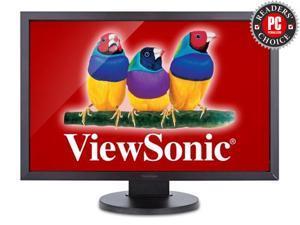 "Viewsonic VG2438Sm Black 24"" 5ms  Flicker Free PLS Widescreen LED Backlight LCD Monitor built-in speakers"