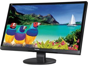 "ViewSonic VA2855SMH 28"" Full HD 1080P SuperClear Monitor, 3000:1, 300cd/m2, HDMI&VGA, Built-in Internal Speaker, VESA Mountable"