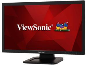 "ViewSonic TD2210 22"" TN Touch Monitor, 1920 x 1080, 20M:1 Contract Ratio, 350cd/m2, VESA Compatible 100 x 100 mm, 170/160 Viewing Angles, DisplayPort, HDMI&VGA, Build-in Speaker"
