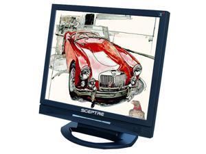 """SCEPTRE X9g-Komodo V Black 19"""" 8ms LCD Monitor Built-in Speakers"""