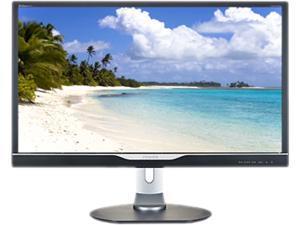 "PHILIPS 288P6LJEB Black 28"" 1 ms 4K UHD MHL Widescreen LED Backlight LCD Monitor"