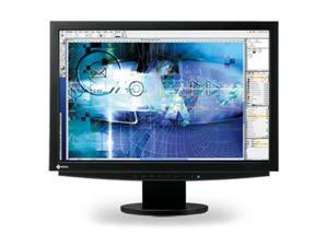 "EIZO CE240W-BK Black 24.1"" On/Off Response Time: 16ms Midtone Response Time: 8ms Widescreen LCD Monitor"