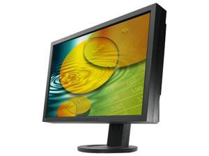 "EIZO Black 22"" 6ms LCD Monitor Built-in Speakers"