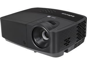 InFocus IN114x 1024 x 768 XGA 3200 Lumens, Contrast Ratio 15,000:1, HDMI Connections, 2W Speaker, Instant on/off, DLP 3D Ready Projector