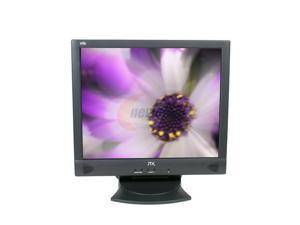 "SCANPORT JTX V9S Black 19"" 25ms LCD Monitor Built-in Speakers"