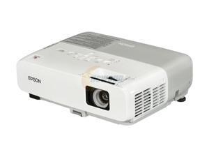 EPSON PowerLite 84+ XGA 2600 lm Multimedia 3LCD Projector w/Network