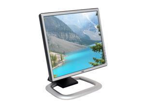"AOC 173P Silver-Black 17"" 8ms LCD Monitor"