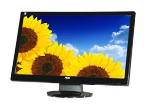 "AOC 2770VH1 Piano-black Glossy Finish 27"" 2ms Widescreen LCD Monitor"