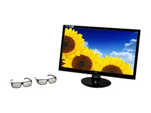 "AOC e2352Phz Black 23"" 5ms Widescreen LED Backlight LCD Monitor Built-in Speakers"